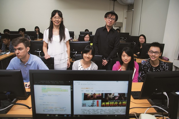 Chinese Literature Meets Information Engineering