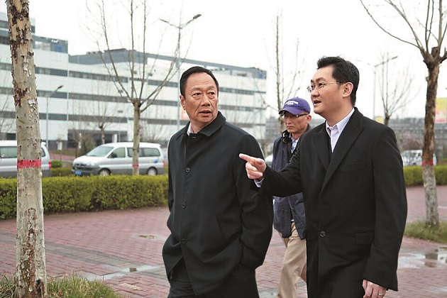 Terry Gou Eyeing Smart Cars