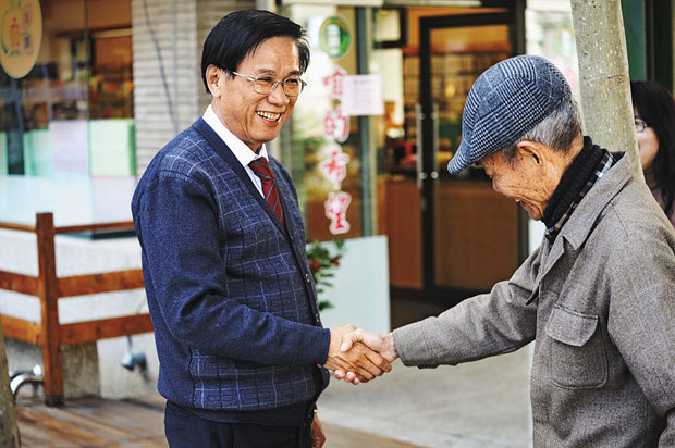 Image result for New Party Youth Corps member Lin Ming-cheng