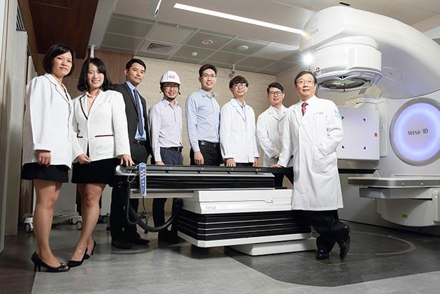 承業生醫 海內外廣設放射腫瘤中心 造福癌症患者